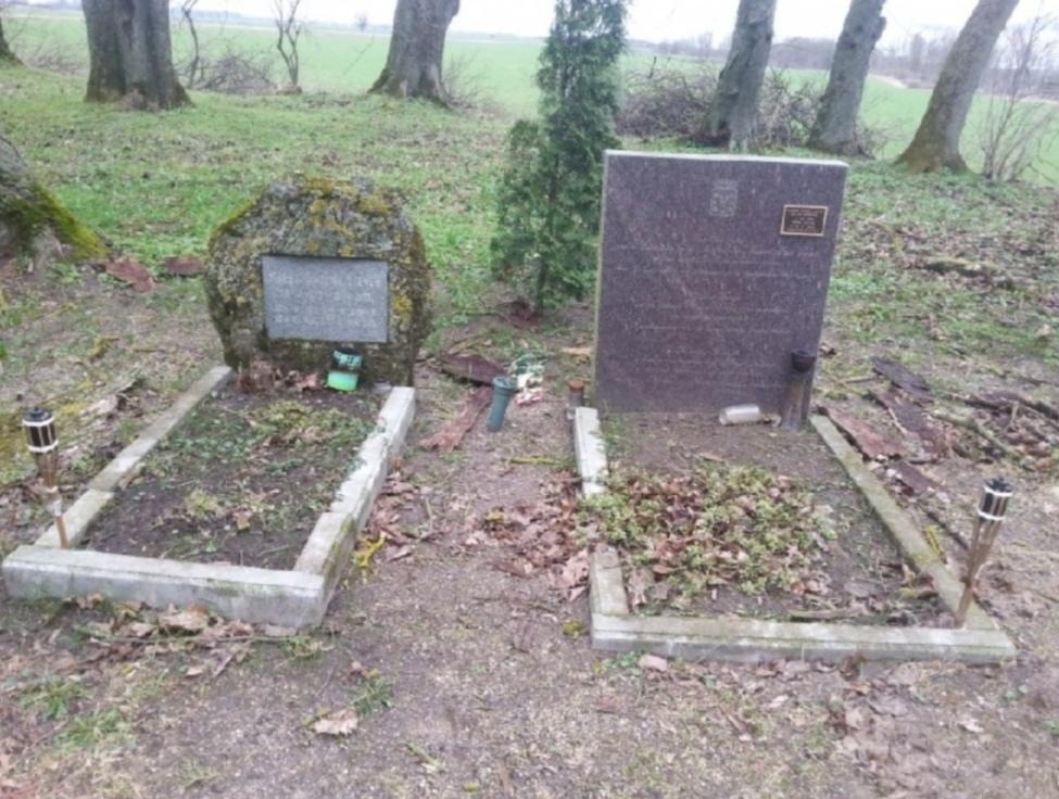Фамильное кладбище рода Ливен